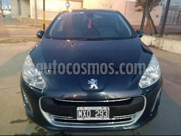 Foto venta Auto usado Peugeot 308 Allure (2013) color Azul precio $395.000