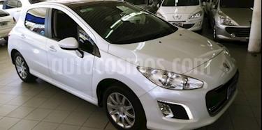 Foto venta Auto usado Peugeot 308 Allure (2014) color Blanco precio $377.000
