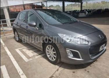 Foto venta Auto usado Peugeot 308 Allure (2013) color Gris Luna precio $350.000