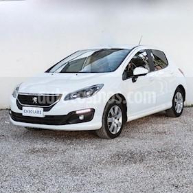 Foto venta Auto usado Peugeot 308 Allure (2017) color Blanco precio $550.000