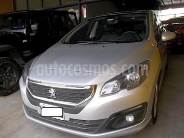 Peugeot 308 Allure usado (2015) color Gris Claro precio $550.000