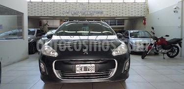 Foto venta Auto usado Peugeot 308 Allure (2013) color Gris Oscuro precio $350.000