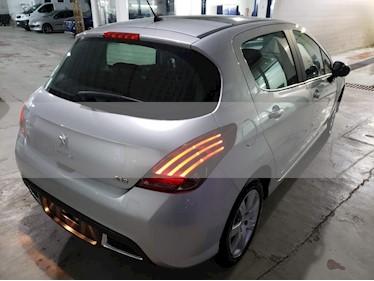 Foto venta Auto usado Peugeot 308 Allure (2019) color Gris Claro precio $765.000