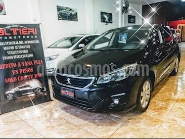 Foto Peugeot 308 Allure usado (2016) color Negro precio $610.000