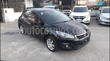 Foto venta Auto usado Peugeot 308 Allure (2016) color Negro precio $530.000