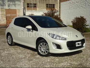 Foto venta Auto usado Peugeot 308 Allure (2014) color Blanco precio $230.000