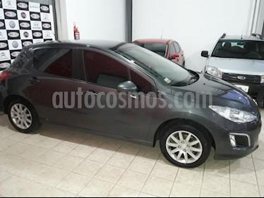 Peugeot 308 Allure usado (2014) color Gris Oscuro precio $480.000