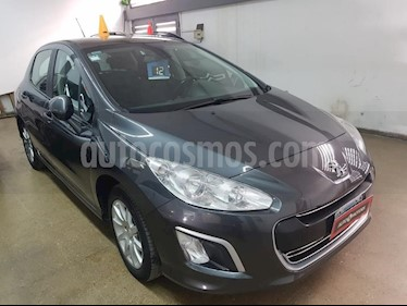 Foto venta Auto usado Peugeot 308 Allure (2012) color Gris Oscuro precio $350.000