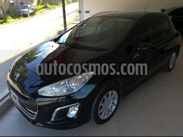 Foto venta Auto usado Peugeot 308 Allure (2014) color Negro precio $450.000
