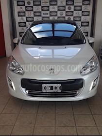 Foto venta Auto usado Peugeot 308 Allure (2014) color Blanco precio $440.000