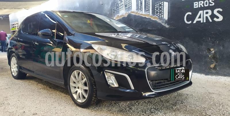 Peugeot 308 Allure usado (2012) color Negro precio $630.000