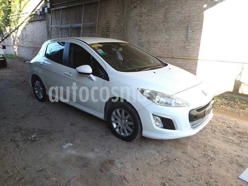 Peugeot 308 Active usado (2012) color Blanco precio $590.000