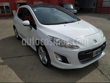 Peugeot 308 Feline usado (2014) color Blanco precio $595.000