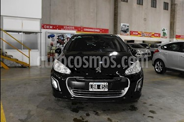 Peugeot 308 Feline usado (2012) color Negro precio $525.000