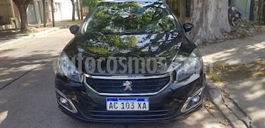 Peugeot 308 Active NAV usado (2017) color Negro precio $300.000