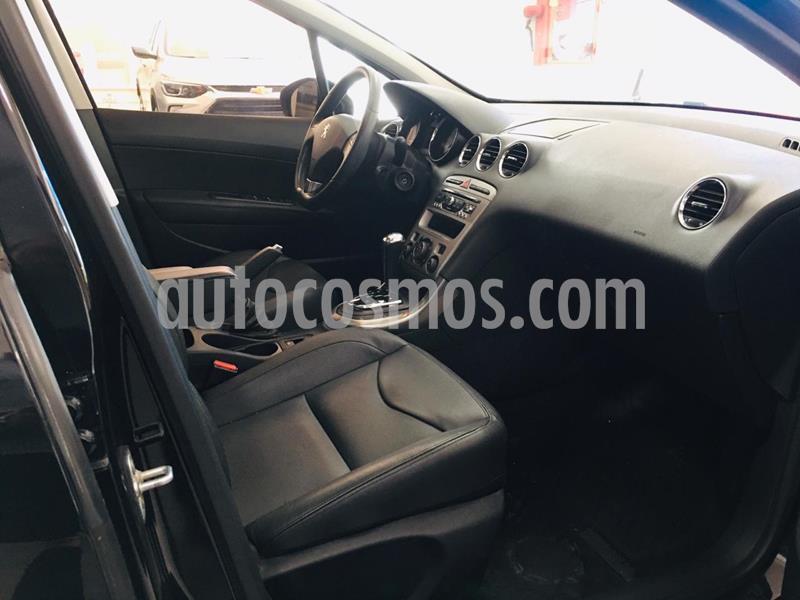 Peugeot 308 Sport usado (2014) color Negro precio $1.250.000
