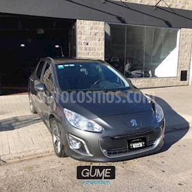 Peugeot 308 Sport usado (2013) color Gris Oscuro precio $111.111