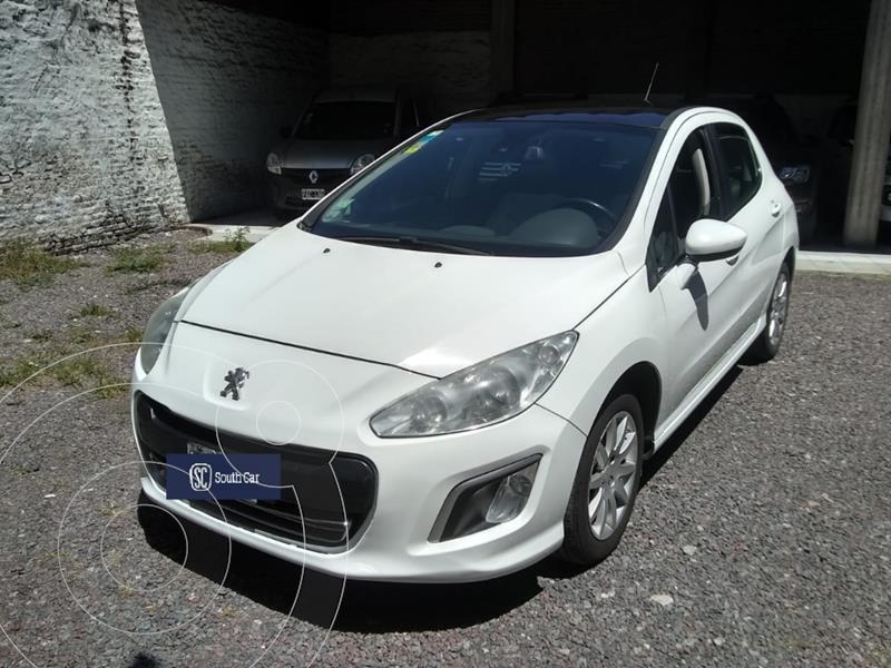 Peugeot 308 Allure usado (2012) color Blanco precio $840.000