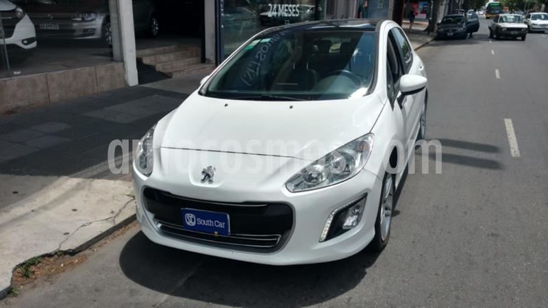 Peugeot 308 Feline HDi usado (2013) color Blanco precio $1.035.000