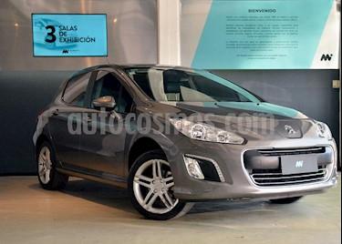 Peugeot 308 Feline HDi usado (2012) color Gris Claro precio $520.000