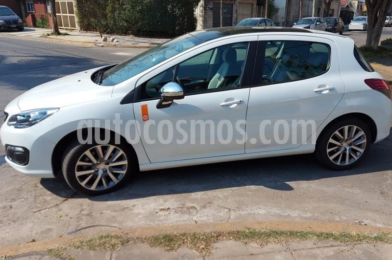 Peugeot 308 Edicion Limitada Roland Garros usado (2019) color Blanco Nacre precio $1.499.900