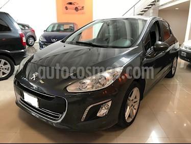 Peugeot 308 Feline usado (2012) color Gris Oscuro precio $530.000