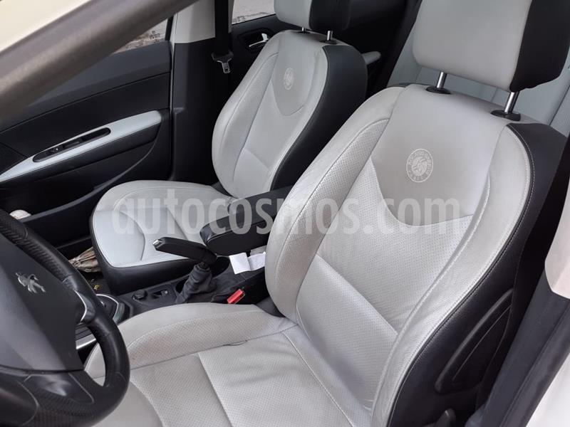 Peugeot 308 Edicion Limitada Roland Garros usado (2014) color Blanco Nacre precio u$s8.500