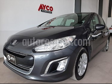 Peugeot 308 Allure NAV usado (2015) color Gris Grafito