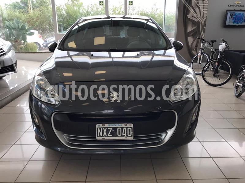 Peugeot 308 Allure usado (2014) color Gris Oscuro precio $980.000