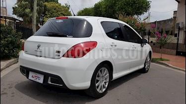Peugeot 308 Active usado (2014) color Blanco precio $500.000