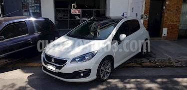 Peugeot 308 Feline THP Tiptronic usado (2016) color Blanco precio $1.069.000