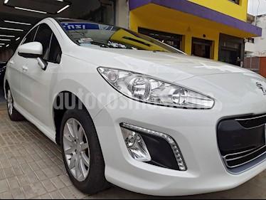 Peugeot 308 Allure NAV usado (2015) color Blanco Nacre precio $589.000