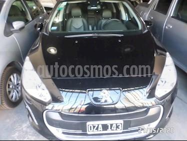 Peugeot 308 Feline HDi usado (2015) color Negro precio $895.000