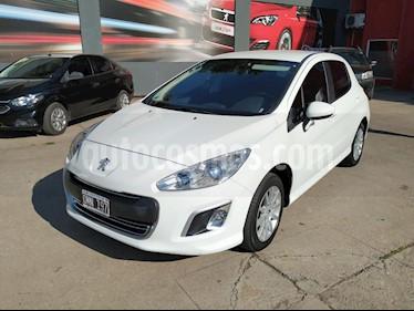Peugeot 308 Active usado (2015) color Blanco precio $620.000