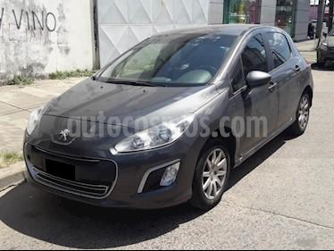 Peugeot 308 Active usado (2015) color Gris Oscuro precio $630.000