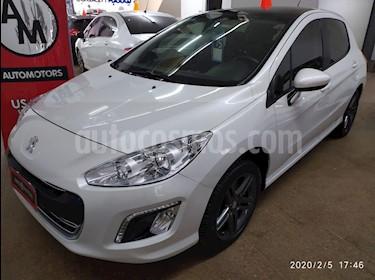 Peugeot 308 Sport usado (2015) color Blanco precio $750.000