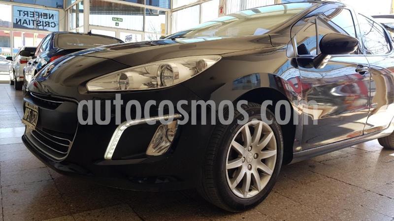Peugeot 308 Allure usado (2014) color Negro precio $750.000