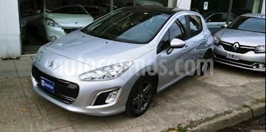 Peugeot 308 Sport usado (2014) color Gris Claro precio $805.000