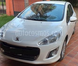 Peugeot 308 Active HDi usado (2013) color Blanco precio $465.000