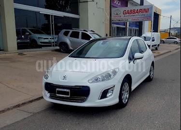 Peugeot 308 Allure usado (2013) color Blanco precio $650.000