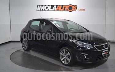 Peugeot 308 Feline THP usado (2018) color Negro Perla precio $700.000