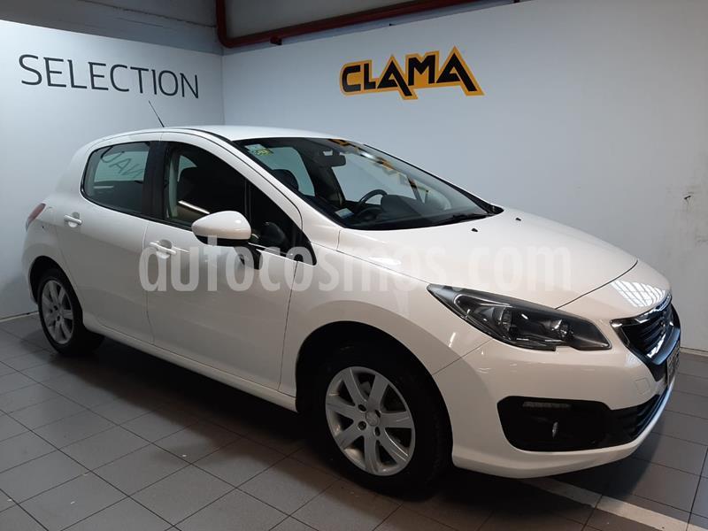 Peugeot 308 Active usado (2016) color Blanco Nacre precio $900.000
