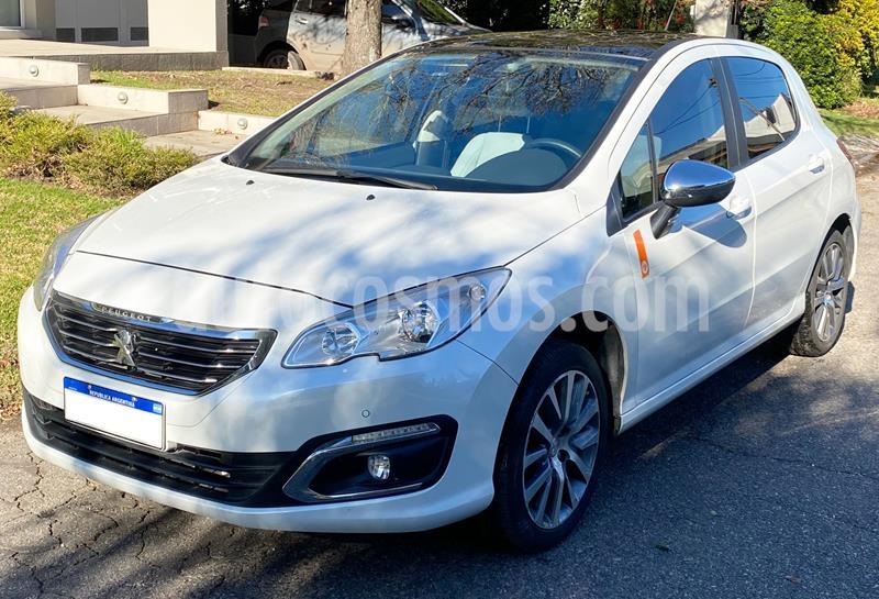 Peugeot 308 Roland Garros Edicion Limitada usado (2018) color Blanco Nacre precio $1.350.000