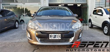 Peugeot 308 Allure usado (2012) color Gris Oscuro precio $450.000