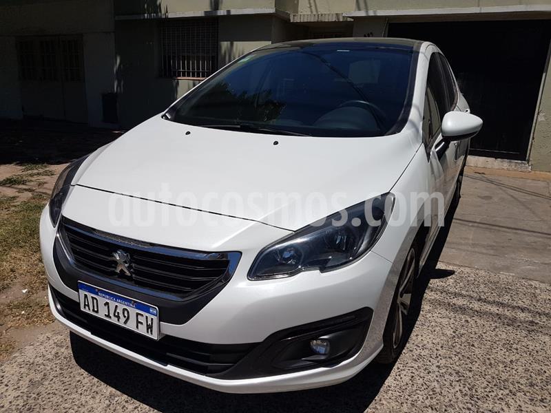 Peugeot 308 Allure HDi usado (2018) color Blanco Banquise precio $1.550.000
