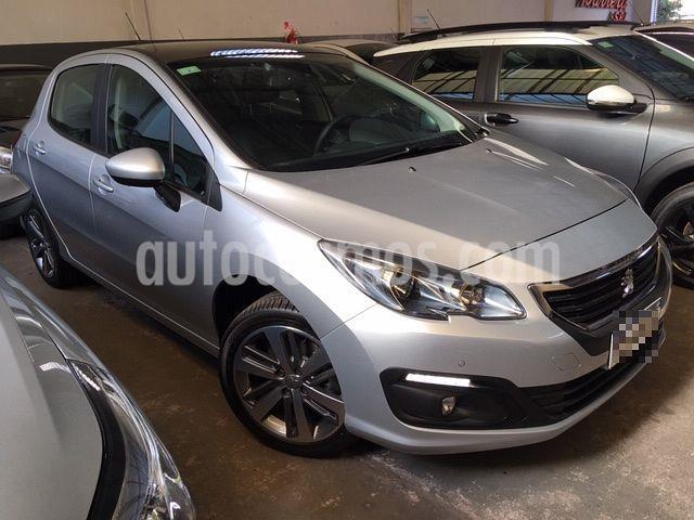 Peugeot 308 5Ptas. 1.6 HDi Feline (115cv) usado (2019) color Gris Plata  precio $2.070.000