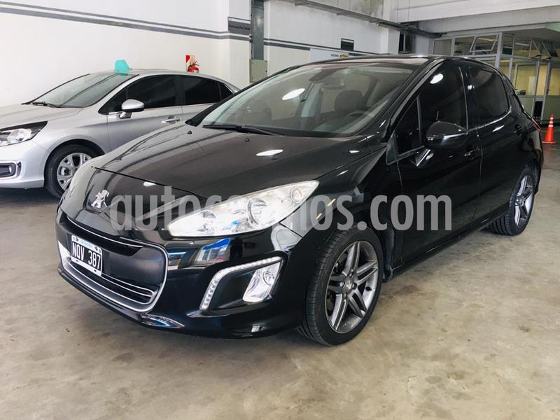 Peugeot 308 Sport 2014/5 usado (2014) color Negro Perla precio $1.249.000