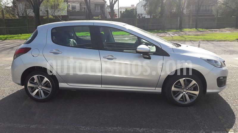 Peugeot 308 Feline HDi usado (2020) color Gris Aluminium precio $1.900.000