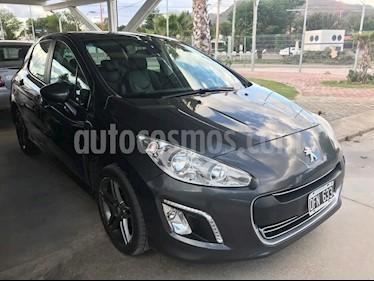 Peugeot 308 Sport usado (2014) color Gris Oscuro precio $820.000