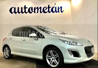 Peugeot 308 Feline HDi usado (2014) color Blanco precio $890.000